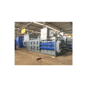 FDY-1250 Full Automatic Baler Machine,baler machine for paper,paper baler machine
