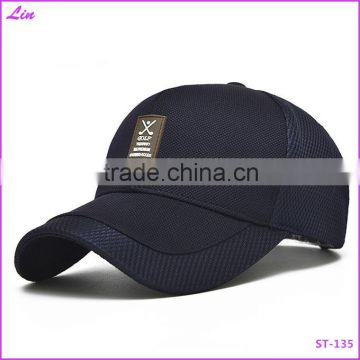 New men flat hat High quality Fashion Adjustable Summer hats for men outdoor baseball cap