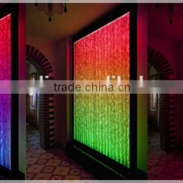 hot sale water bubble wall plexiglass bubble wall panel room divider