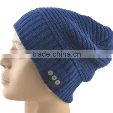 Beanie Cap Bluetooth Hat (Comes in 16 Colors and Designs)