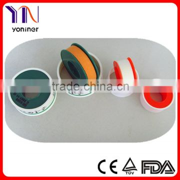 Medical Zinc oxide Plaster in plastic shell cover