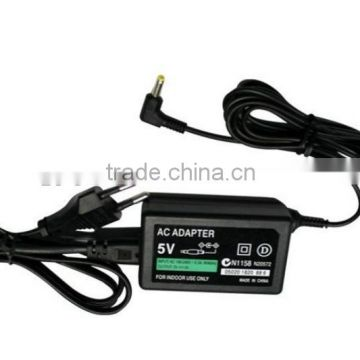 US /EU Plug 5V AC Adaptor for PSP 1000 2000 3000