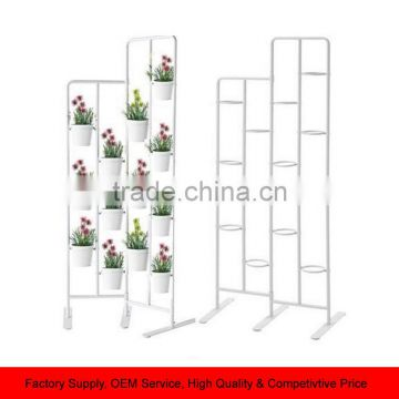 Vertical Metal Plant Stand Tiers Display Plants