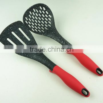 32019 nylon kitchen tools with silicone handle