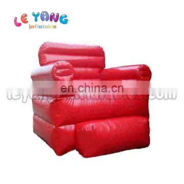 Red Portable Furniture Giant advertising Replica Bubble Sofa
