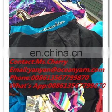 2015 high Quality Summer Used Clothing Bag And Shoes
