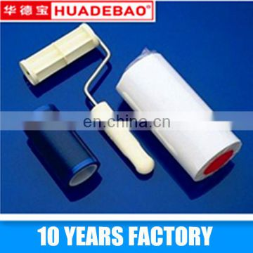 PE Sticky cleaning roller for Lab use safety equipments dust remove roller