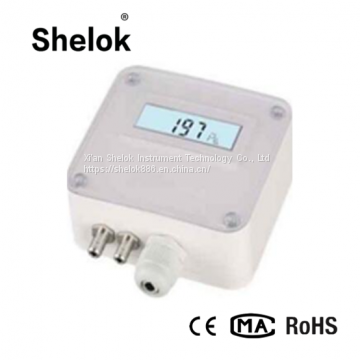 China Low Cost Differential Micro Pressure Transmitter