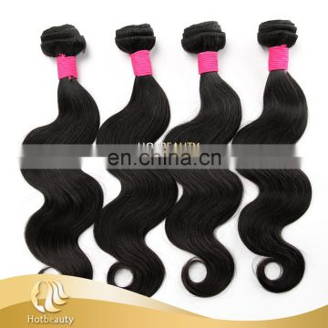 Top Quality Hot Sale Unprocessed Brazilian Body Wave Human Hair Extension