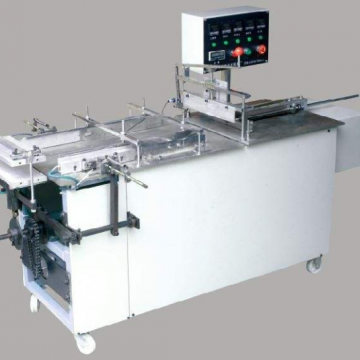Manual Overwrapping Machine Health Care Products Wrapper Making Machine