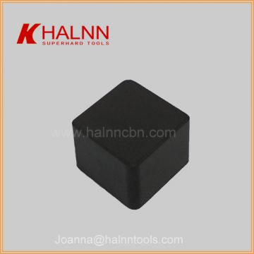 Hardened Steel CBN Indexable Insert for Mold with BN-S20 Cubic boron carbide inserts