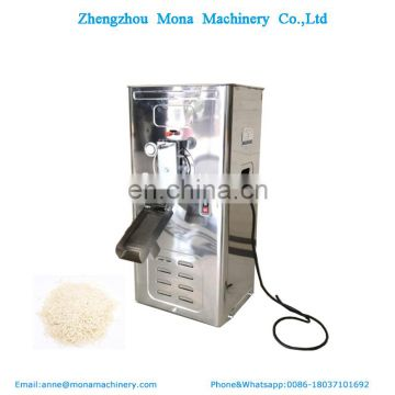 Multifunctional commercial stainless steel paddy shelling machine rice Milling Machine