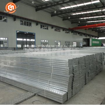 1829mm Length high quality steel bridge Steel Scaffolding Plank/wlalkboard for construction sale facade scaffolding system