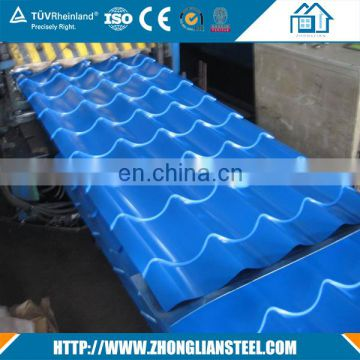 electro 20 26 gauge corrugated galvanized steel sheet price in india