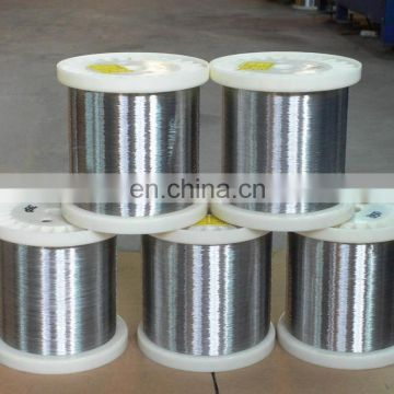 Standard level bright matt stainless steel wire