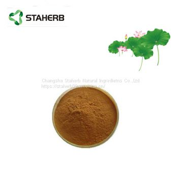 Lotus Leaf Extract Powder 98% nuciferine lotus leaf extract,lotus leaf powder extract
