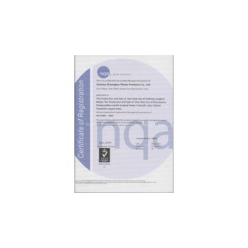 3ply disposable medical face masks with tie-on