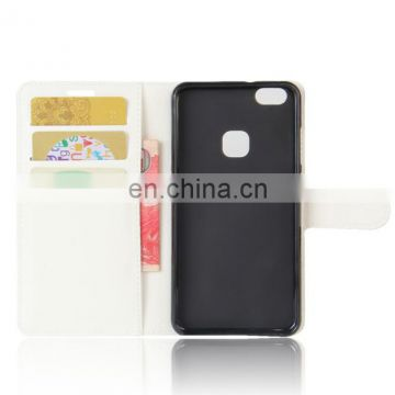 Wholesale PU leather+TPU card slots wallet phone case with low price