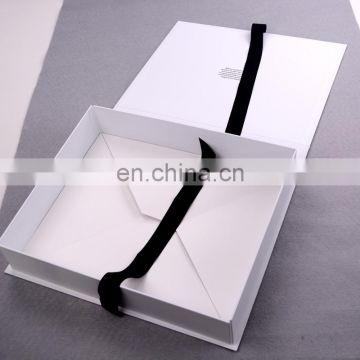 High quality Custom Shirt Luxury Clothing Packaging Box .man dress shirt folding box