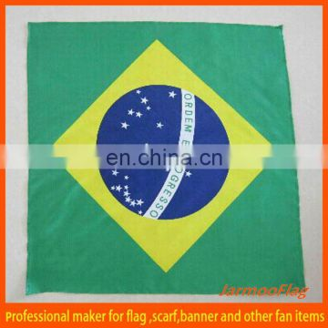 wholesale custom Brazil bandana