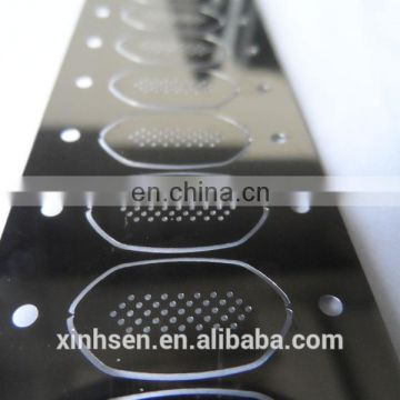 metal screen mesh speaker grille made in china
