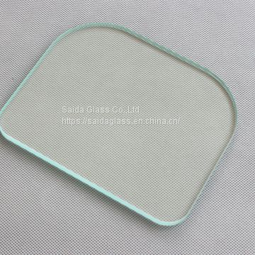 OEM custom cut to size tempered toughened glass manufacturer