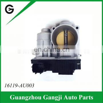 Wholesale Genuine Quality Throttle Body 16119-AU003 16119-AU00A