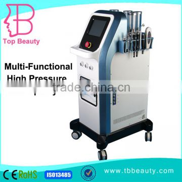 high quality oxygen water jet cleaning / microdermabrasion machine for acne scar removal