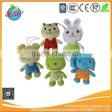 2017 stuffed animal baby toy