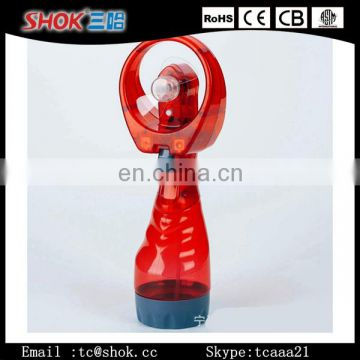 Made in China high quality water spray electric fans with water