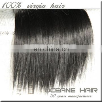 Top quality cheap unprocessed keratin bond hair extension