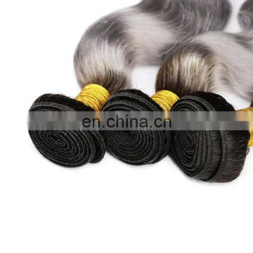 Grey hair aliexpress human hair
