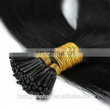 Popular in UK !Full Cuticles Thick Bottom Double Drawn Pre Bonded silky straight Hair Extensions Flat Tip Hair