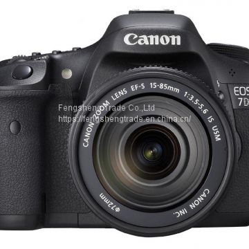 Cheap CANON EOS 7D KIT W/ EF-S 15-85MM f/3.5-5.6 LENS DSLR Camera