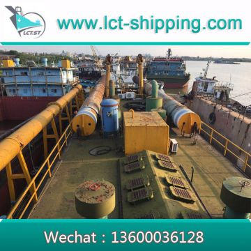 High qualityCutter Suction Dredger with 32.8 inch Diameter Sand Suction Pipe