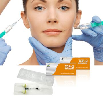 ha dermal filler Top-Q super fine line 1ML injectable hyaluronic acid filler for crow's-feet