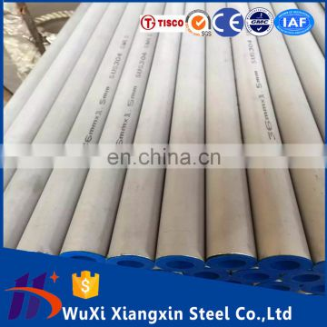 304 inox Tube SS Pipe 430 stainless steel Pipe