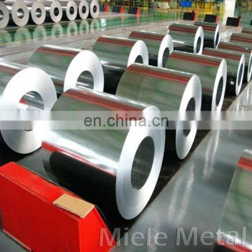 Cold rolled galvanized coils DX53D Zinc coating steel sheet