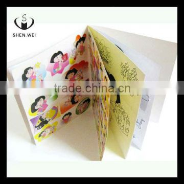 wholesale printing custom coloring custom color book                                                                         Quality Choice