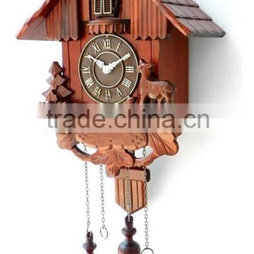 Cuckoo Wall Clock mechanism home decorations of Clock from