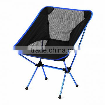 Outdoor Nylon Fabric Double Folding Beach Chair Folding Easy Chair Cloth  Folding Chair Aircraft Aluminium ...