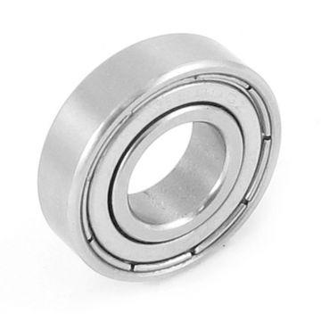 17x40x12mm 25x52x15/13/17 Deep Groove Ball Bearing Aerospace