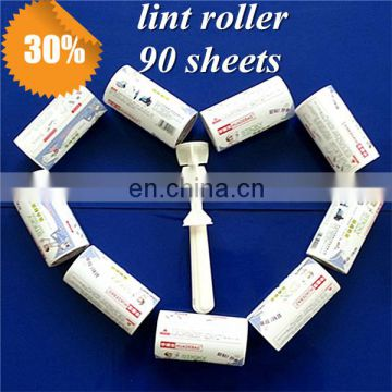 2014 Cleanig Pet Hair Sticky Rubber Roller