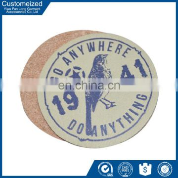 Wholesale China supplier Custom Cheap jacron label