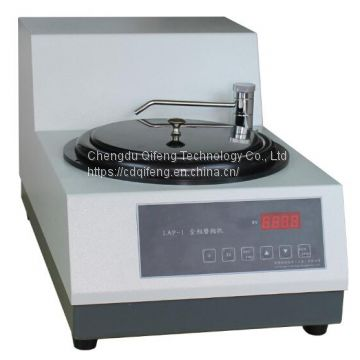 LAP-1 Metallographic Grinding and Polishing Machine