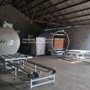 High Frequency Wood Drying Kiln Chamber GGZ-4.5-DT