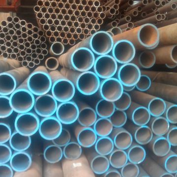 Seamless Alloy Steel Pipe Professional Boiler Tube Zinc Coating Galvanized