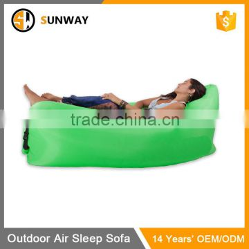 New Product Nylon Fabric Inflatable Outdoor Lazy Sofa