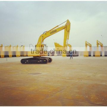 mechanical heavy duty hydraulic Suction excavator track crawler with Dear Mr. Ignatius,