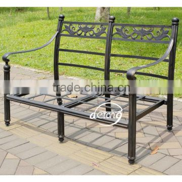 Outdoor Furniture Metal Sofa Set Home Garden Use Aluminum Frame American Style Patio Sofa Set Of